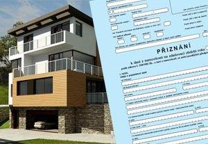 Daň z nemovitosti I. - daň ze staveb