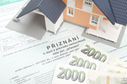 Daň z převodu nemovitosti