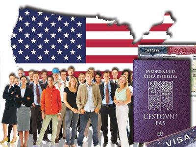 Jak získat vízum pro práci v USA