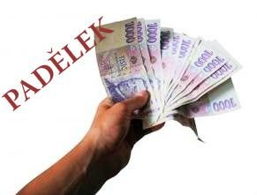 Padělané bankovky a ochranné prvky bankovek